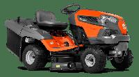 Vrtni traktor z zbirno košaro Husqvarna TC 242T