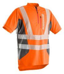 Majica s kratkimi rokavi Husqvarna Technical High Viz