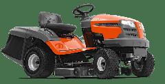 Vrtni traktor z zbirno košaro Husqvarna TC 138L