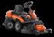 Husqvarna R 216 T AWD lahko kosi