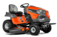 Vrtni traktor s stranskim izmetom Husqvarna TS 242TXD